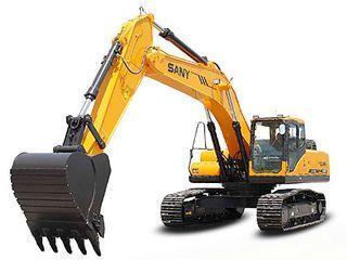 三一重工SY285C-8挖掘机