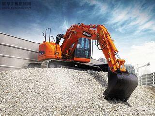 斗山 DX235LCR 挖掘机