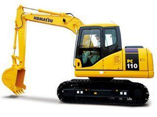 小松 PC110-7 挖掘机