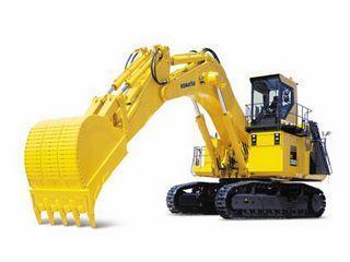 小松 PC2000-8 挖掘机