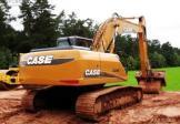 凯斯CX210B Hybrid 混合动力挖掘机