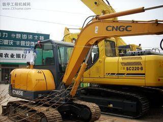 江麓机电CN65E挖掘机_亚搏体育APP网站