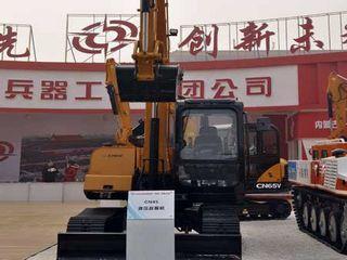 江麓机电 CN85E 挖掘机