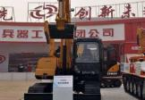 江麓机电CN85E挖掘机