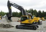 沃尔沃EC380D挖掘机