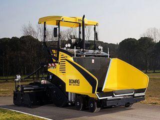宝马格 BF600C 沥青摊铺机