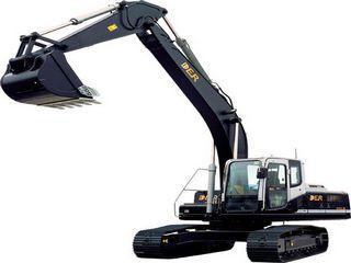 德尔重工 DER323-8ELZN 挖掘机