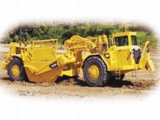 卡特彼勒 627G 铲运机
