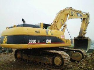 卡特彼勒330C挖掘机