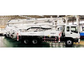 方圆集团 FY5290THB120-36 泵车