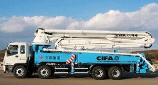 方圆集团 FY5340THB150-44 泵车