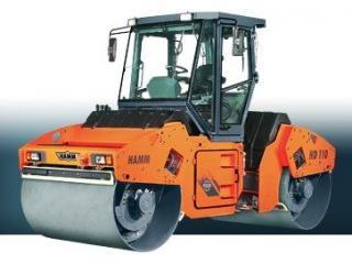 悍马 HD110 压路机