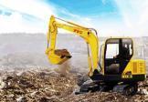 一拖WY6(洋马发动机)挖掘机