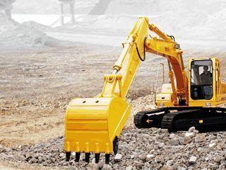 一拖 E140 挖掘机