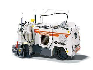 维特根 W350E 铣刨机