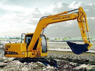 华力重工 HL185-7 挖掘机