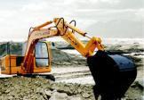 hualiHL165-7挖掘机