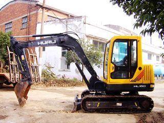 华力重工 HL160 挖掘机