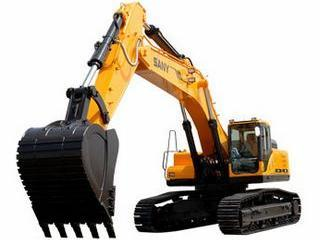 三一重工SY425C挖掘机