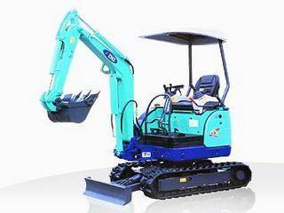 石川岛 IHI 15NX 挖掘机