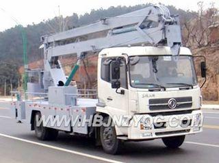 江南专汽 DFL1120B(东风天锦) 高空作业机械