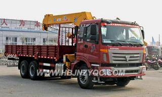 江南专汽 BJ5257GNFJH-S1(欧曼) 起重机