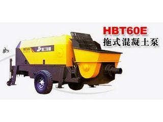 晋工 HBT60E 拖泵图片