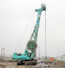 上海金泰 SG35A 连续墙抓斗