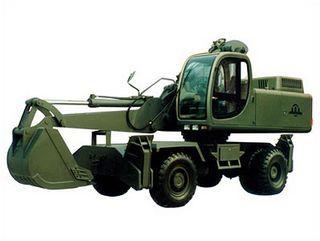 詹阳动力 GJW111高速 挖掘机