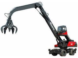 詹阳重工JYL635-G挖掘机