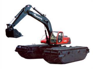 詹阳动力 SLJY300 挖掘机