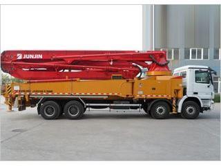 全进重工 JXRZ48-5.16MB奔驰底盘 泵车