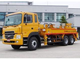 全进重工 JM-2100HD现代底盘 泵车