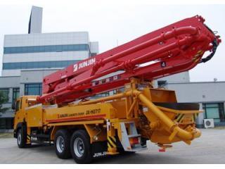 全进重工 JX-M3715现代底盘 泵车