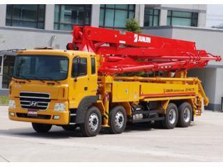 全进重工 JX-H4170现代底盘 泵车