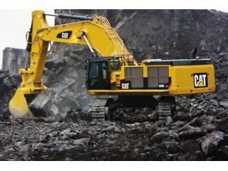 卡特彼勒 390DL 挖掘机