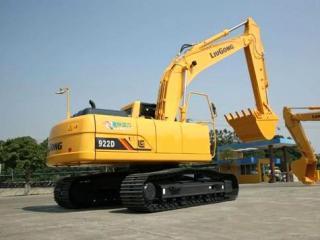 柳工CLG922D-Hybrid挖掘机