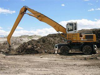 利勃海尔A944BHD挖掘机