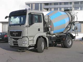利勃海尔 HTM504 搅拌运输车