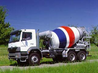 利勃海尔 HTM604 搅拌运输车