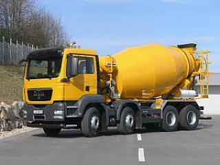 利勃海尔 HTM904 搅拌运输车