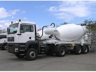 利勃海尔 HTM904 ZA 搅拌运输车