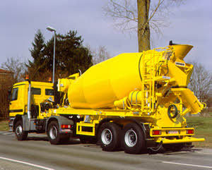 利勃海尔 HTM1004 ZA 搅拌运输车