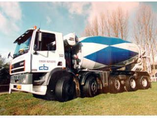 利勃海尔 HTM1504 搅拌运输车