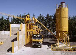 利勃海尔 Compactmix0.5水平式 混凝土搅拌站