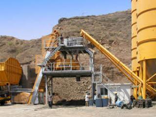 利勃海尔 Betomix2.25水平式 混凝土搅拌站