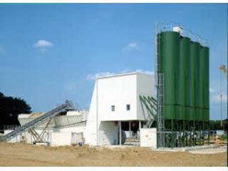利勃海尔 Betomix3.0水平式 混凝土搅拌站