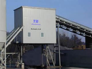 利勃海尔 Betomix6.0水平式 混凝土搅拌站