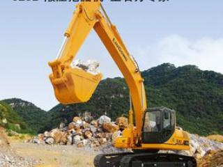 柳工 CLG923D 挖掘机图片