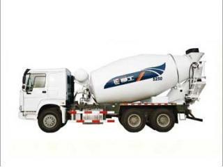 柳工 YZH5250GJBHW-1 搅拌运输车